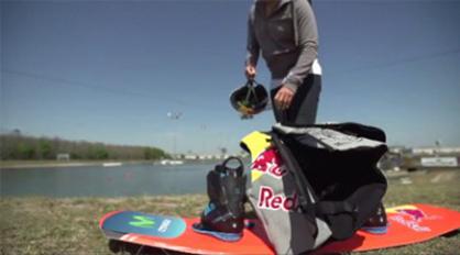 Red Bull Kiteboarding – Las mejoras de Gisela Pulido