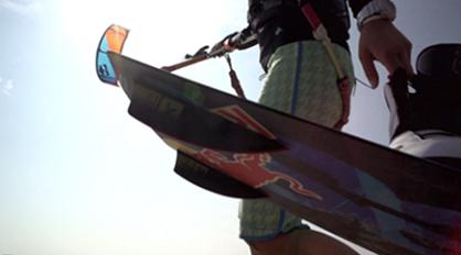 Gisela Pulido wins kitesurfing world title – Red Bull 2013