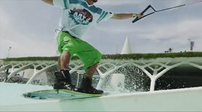 Red Bull Art of Wake – Best Shots – Wakeboarding