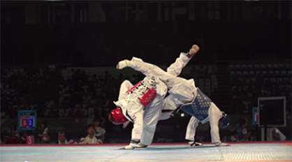 Values & rules of Taekwondo – Behind the Scenes – WTF World Championships Puebla – Mexico 2013