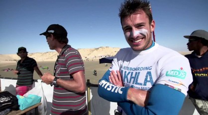 Doubles elimination Dakhla 2013 – PKRA Kiteboarding World Tour – Morocco