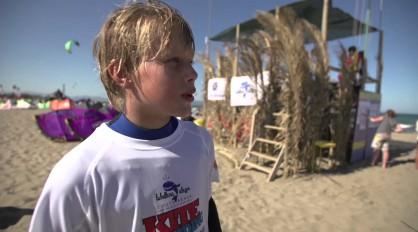 Kiteboarding Junior World Championships – Part 3 – The new generation – La Ballena Alegre, Spain