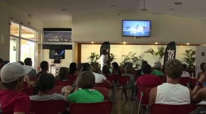 Kiteboarding Junior World Championships – Part 2 The Clinics – La Ballena Alegre
