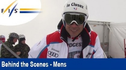 No Race? No Problem! Fun Times and Some Stress at the Downhill Start in St Moritz – BtS