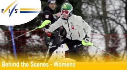 Snow Queen Trophy – Zagreb 2012 Ladies' Slalom – Behind the Scenes – Womens