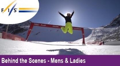 Soelden Opening October 2012 – Audi FIS Ski World Cup Opening – Behind the scenes