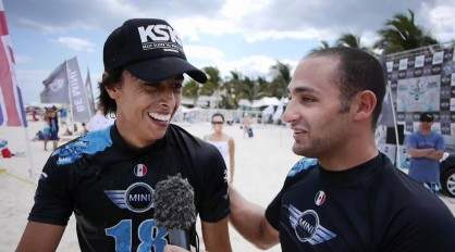 TV SHOW MEXICO 2012 – PKRA Kiteboarding World Tour – Course Racing