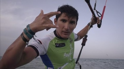 Alex NETO – Rider Profile – PKRA 2014 – The Red Sea Kiteurf World Cup – Soma Bay, Egypt