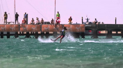 Women's Double Elimination – The Red Sea Kitesurf World Cup – PKRA Egypt 2014 Soma Bay