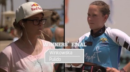 Women's Singles – The Red Sea Kitesurf World Cup – PKRA Egypt 2014