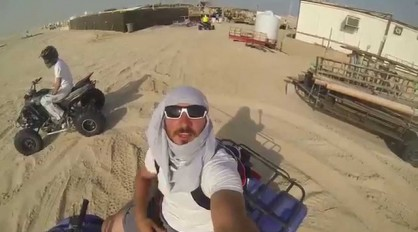 A different kind of summer – Preparing the ski season in Qatar – Behind the Scenes