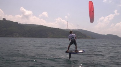 Bosphorus Race – BURN Kiteboard World Championships – Istanbul, Burc Beach – IKA