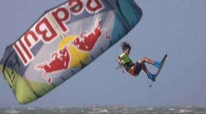 Barra Grande Kiteboarding Grand Slam – Start SINGLES – PKRA Brazil 2014