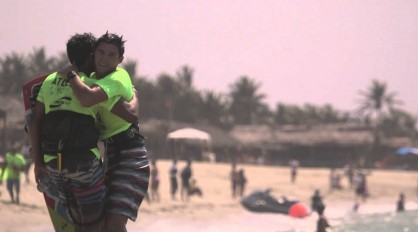 Double Elimination – Kiteboarding Grand Slam Barra Grande – PKRA 2014 Brazil