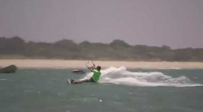 QUARTER FINALS – Barra Grande Kiteboarding Grand Slam – PKRA Brazil 2014