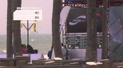 Haikou Kiteboarding World Tour – QUARTERS – PKRA CHINA 2014