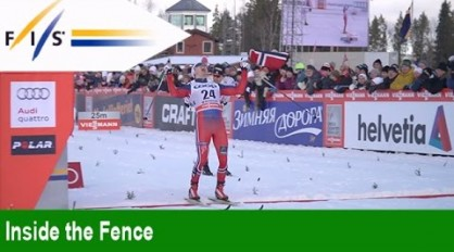 World Cup returns to Östersund!