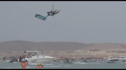 Nice Action at the Big Air Finals – Venezuela 2015