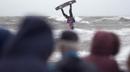 THRILLING FREESTYLE QUALIFIERS in ST. PETER ORDING