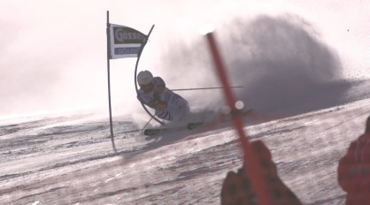 Icy slope and great action – Season Opening in Sölden