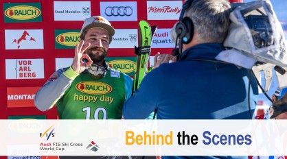 Audi FIS Ski Cross World Cup – What is Ski Cross?