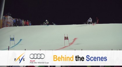 Lots of fun and excitement around the new Parallel Giant Slalom