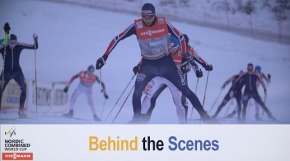 The magic of Nordic Combined – Behind The Scenes