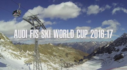 Trailer Audi FIS Ski World Cup 2016/2017