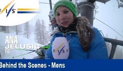 Alexis Pinturault wins Val d'Isere Slalom 2012 – Behind the Scenes – Mens